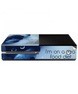 Sea Food - Xbox One Consola Skin