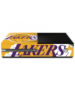 Los Angeles Lakers - Xbox One Consola Skin