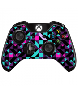 Mirror Effect - Xbox One Controller Skin