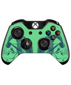 Skull Girl - Xbox One Controller Skin
