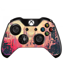 New York Time Square - Xbox One Controller Skin