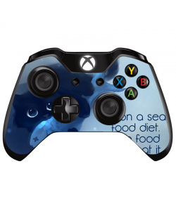 Sea Food - Xbox One Controller Skin