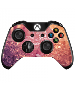 Winter Wonderland - Xbox One Controller Skin