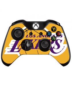 Los Angeles Lakers - Xbox One Controller Skin