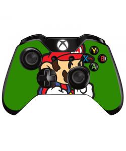 Mario One - Xbox One Controller Skin