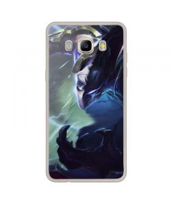 Zed 3 - Samsung Galaxy J7 2017 Carcasa Transparenta Silicon